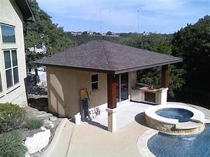 Pool House / Cabana / Guest House / Outdoor Kitchen / Bar