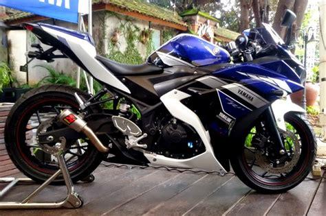 Modifikasi R by Galeri Gambar Foto Modifikasi Motor Yamaha R15 R25 150cc