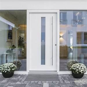 Haustüren Mit Viel Glas : haust ren wei ohne glas ~ Michelbontemps.com Haus und Dekorationen