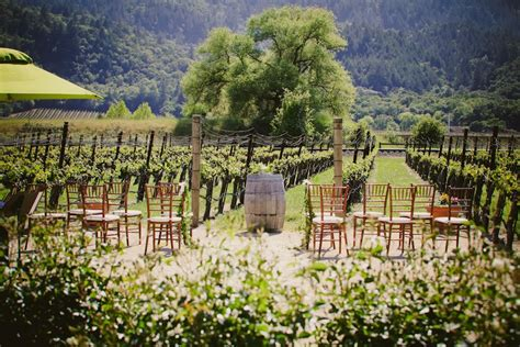 Napa Valley Garden And Vineyard by Wedding Venues Napa Valley Vineyard Garden Run Away