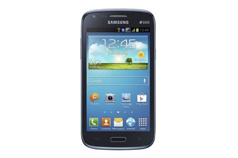 samsung galaxy core is real low end specs 4 3 inch wvga display and a dual sim option