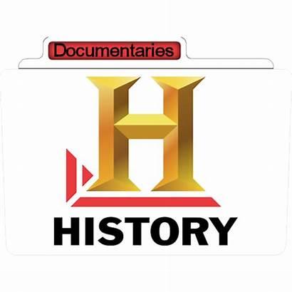 Icon History Folder Documentaries Icons Clipart Sejarah