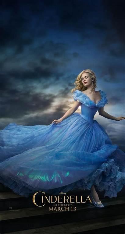 Cinderella Movie Action James Disney Dresses Trailer