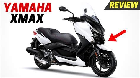 2018 Yamaha X-max 125 • Total Motorcycle