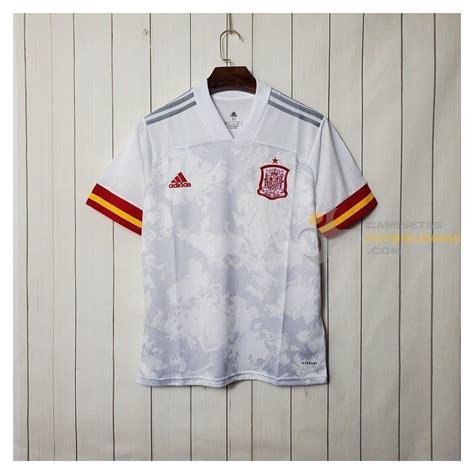 camiseta espana segunda equipacion euro