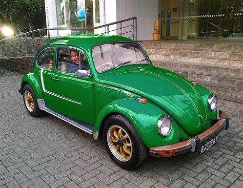 green volkswagen beetle vw beetle green vw beetle pinterest