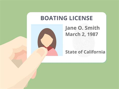Boating License By State by How To Get Your Boating License 10 Steps With Pictures