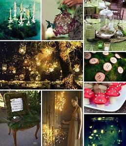 Mood board: Enchanted forest wedding   - wedding ...