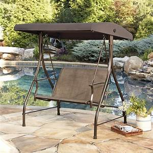Garden Oasis Harrison 2 Seat Sling Swing *Limited Availability