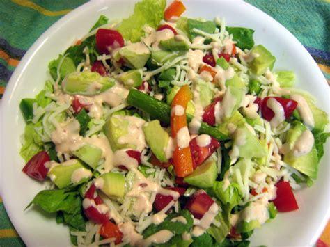 garden salad recipe tonis garden salad recipe food