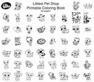 Littlest Pet Shop Free Coloring Pages On Art Coloring Pages