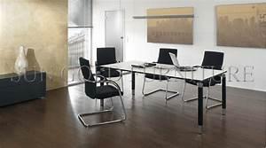 Table De Réunion Ikea : de luxe grande salle de r union conf rence table blanc nouveau design sz mt120 table en bois ~ Teatrodelosmanantiales.com Idées de Décoration