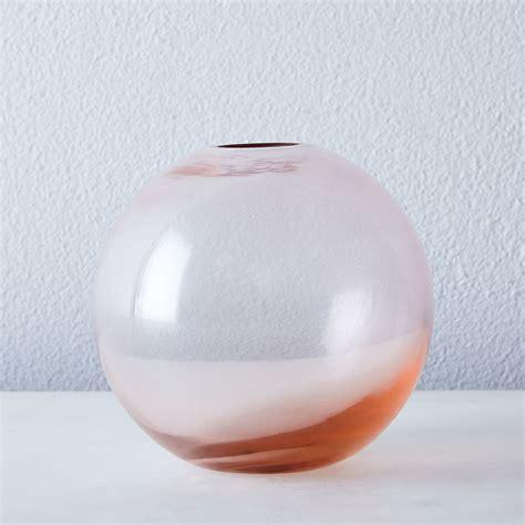 Spherical Glass Bud Vase on Food52