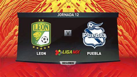 Club león cambia fecha de juego contra puebla. Leon vs Puebla | RESUMEN | JORNADA 12 | eLiga MX Clausura ...