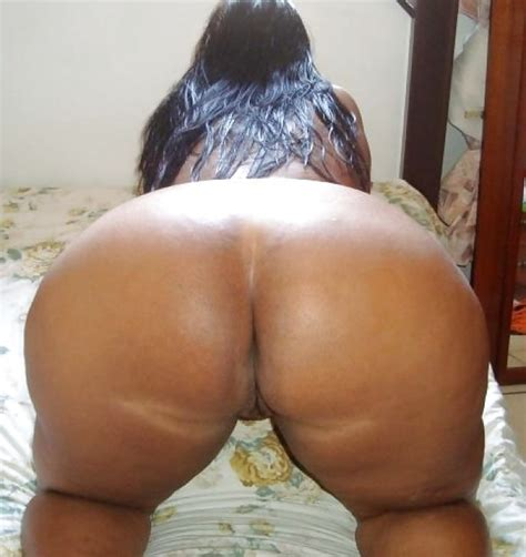 Homemade Big Booty Ebony