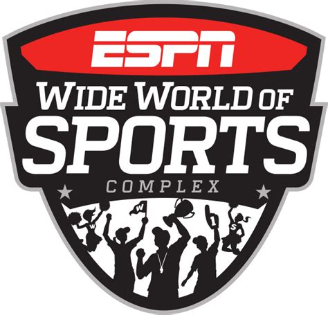 Sports Show Logo by File Espn Wide World Of Sports Complex Logo Svg