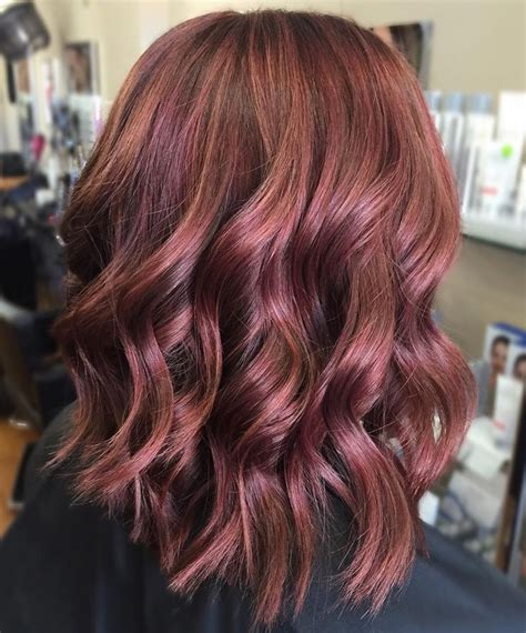 30 hair color 30 maroon hair color ideas for sultry reddish brown styles