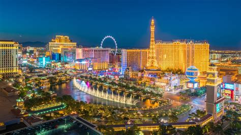 las vegas the best things to do in the city of