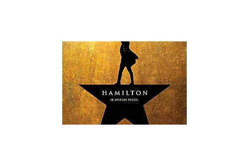 hamilton broadway recording download