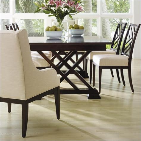 stanley continuum dining table stanley furniture continuum casual dining table in