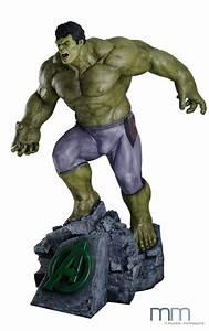 Portfolio - Life-Size Figures - Avengers 2 – Hulk ...