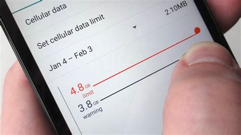 how to set data limit on iphone 8 ways to your data hogging android phone pcworld