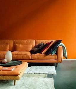 davausnet couleur peinture orangee avec des idees With couleur bois de rose peinture 5 couleurs ral pour fenetres et portes teintes neuves