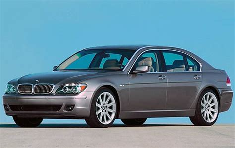 Used 2008 Bmw 7 Series Safety & Reliability