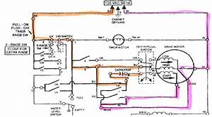 Wiring Diagram Of Washing Machine Motor  With Images