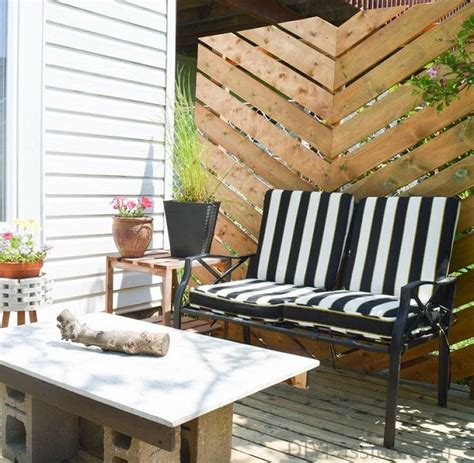 diy garden privacy ideas   affordable