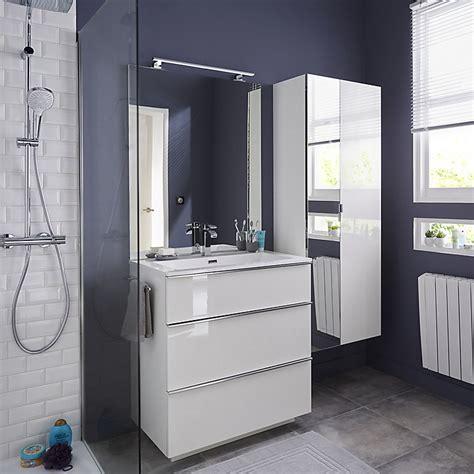 meubles de salle de bains belice castorama
