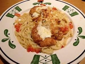 Copycat Olive Garden Parmesan Crusted Chicken | Recipe ...