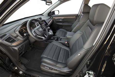 2017 Honda Cr-v Touring First Drive Review