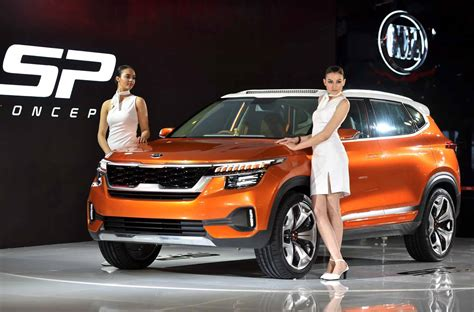 kia   operations  india  sp concept based suv