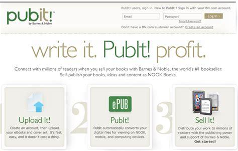 Self Publishing Blog