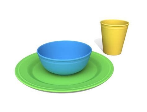 Dining Room Meaning by Designapplause Green Eats Plates For Kids Green Toys
