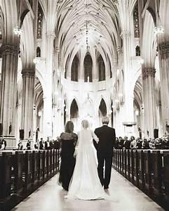 A Formal White Wedding in New York City   Martha Stewart ...