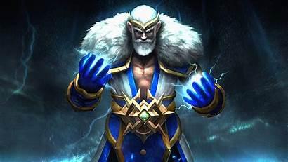 Dota Zeus Heroes Pc Desktop Computer Games