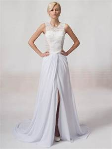high neck lace wedding dress With high neckline wedding dresses