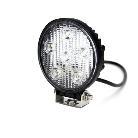 4 round led lights round led work light 4 inch 18 watt tuff led lights