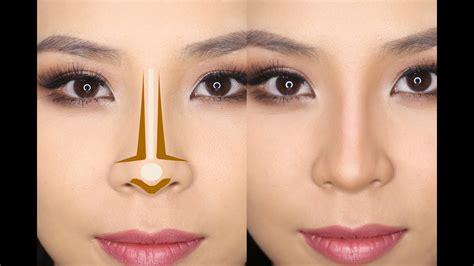 Контуринг носа как выполнить правильно. пошаговая инструкция