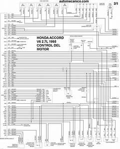Honda Diagramas 1995