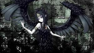 Abyss On Getcom Hd Anime Fallen Angel Wallpaper On Getcom ...