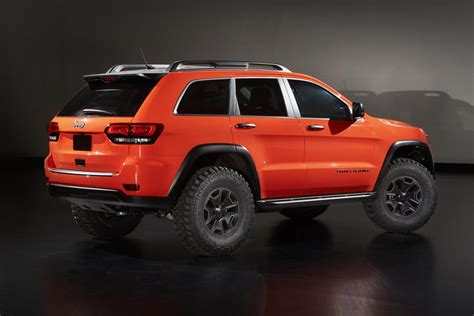 jeep grand cherokee modified jeep grand cherokee wk2 jeep trailhawk ii