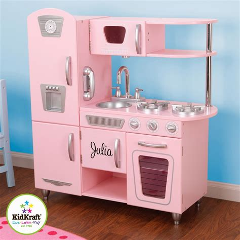 cuisine bois fille children 39 s wooden toys play kitchen furniture dollhouse kidkraft teamson guidecraft reviews