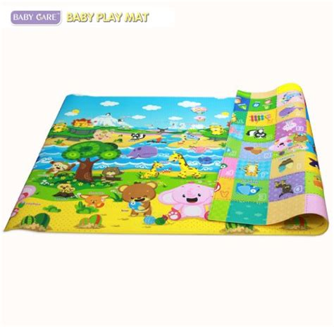 infant play mat baby care play mat child toddler pingko friends large
