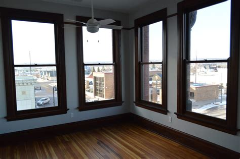 empire flooring st louis historic downtown superior building gets detailed restoration perfect duluth day