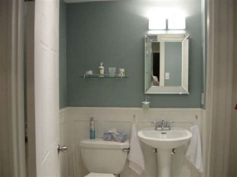 paint ideas for small bathrooms behr back to post