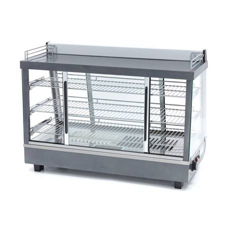 Kitchen Equipment Netherlands by Maxima Stainless Steel Display 136l Maxima Kitchen