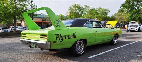 1970 Plymouth Road Runner Superbird At Charleston Cars